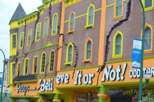 Ripley's Believe It or Not Odditorium pigeon forge