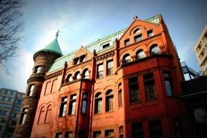 The Heurich House Museum
