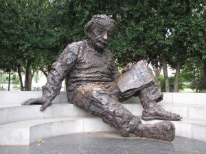 Albert Einstein Monument