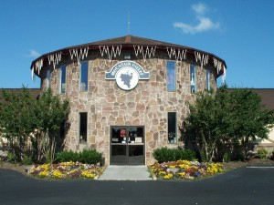 Mountain Valley Winery pigeon forge