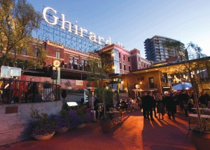 Ghirardelli Factory