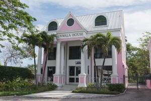 historic center of Nassau