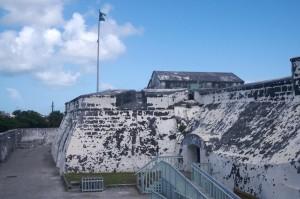 Nassau Fort Charlotte