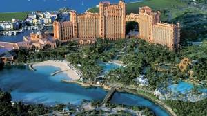 Atlantis complex Bahamas