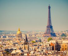 Top-8 Unforgettable Things to Do in Paris France