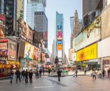 Top-9 Things to Do in Times Square