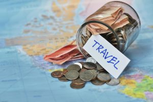 travel money savings